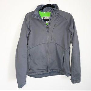 Columbia vertex grey jacket
